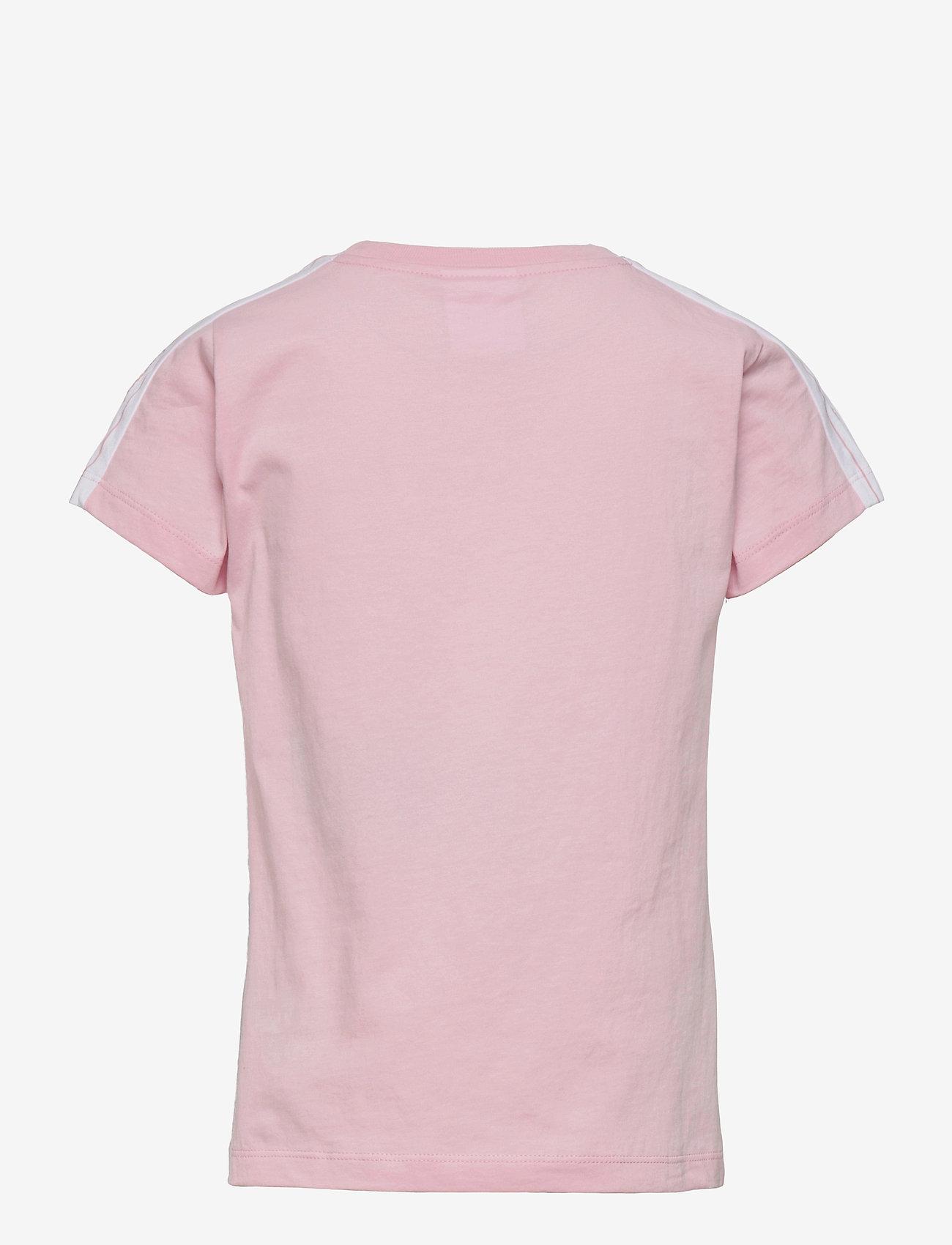 Champion - Crewneck T-Shirt - short-sleeved - parfait pink - 1