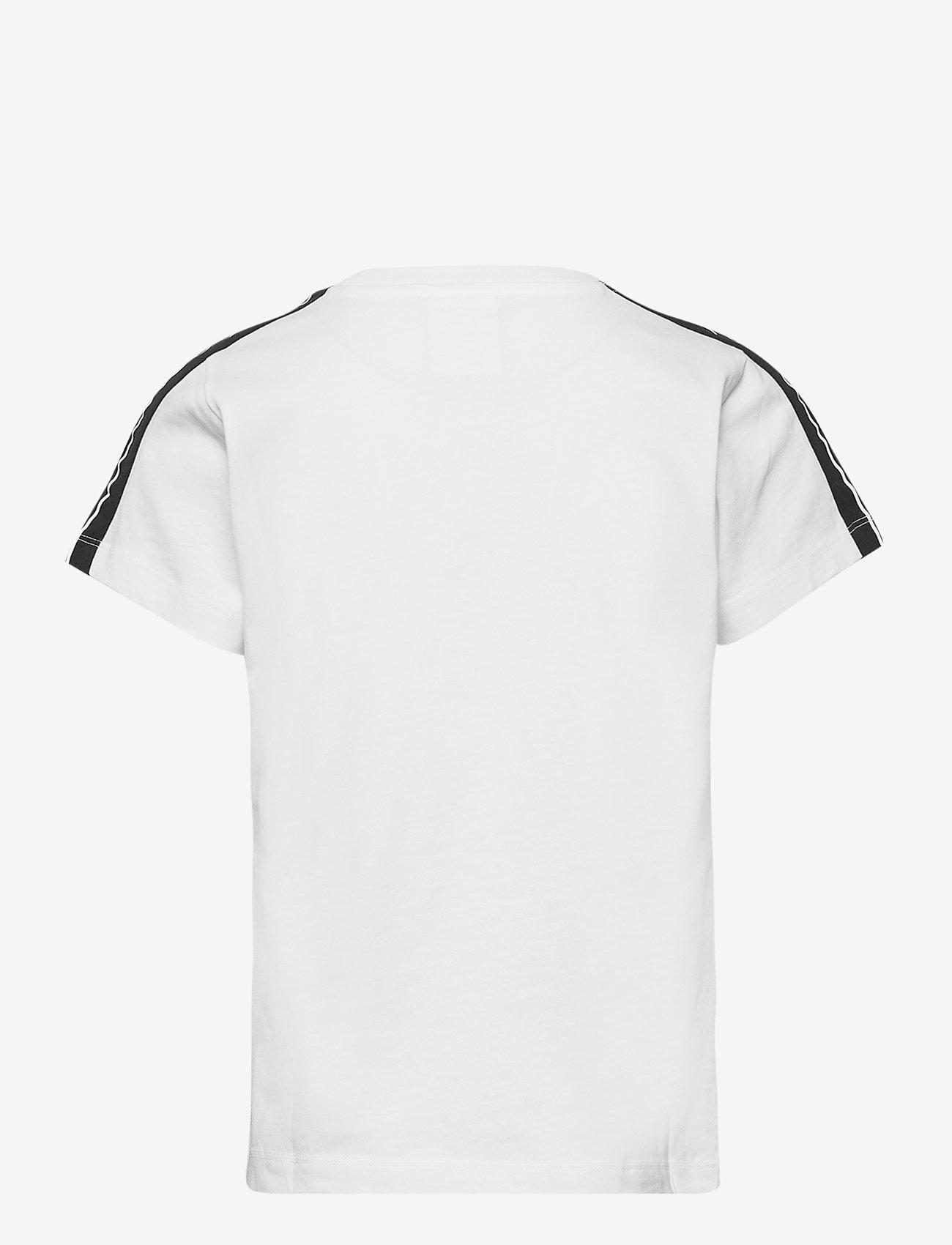 Champion - Crewneck T-Shirt - short-sleeved t-shirts - white - 1