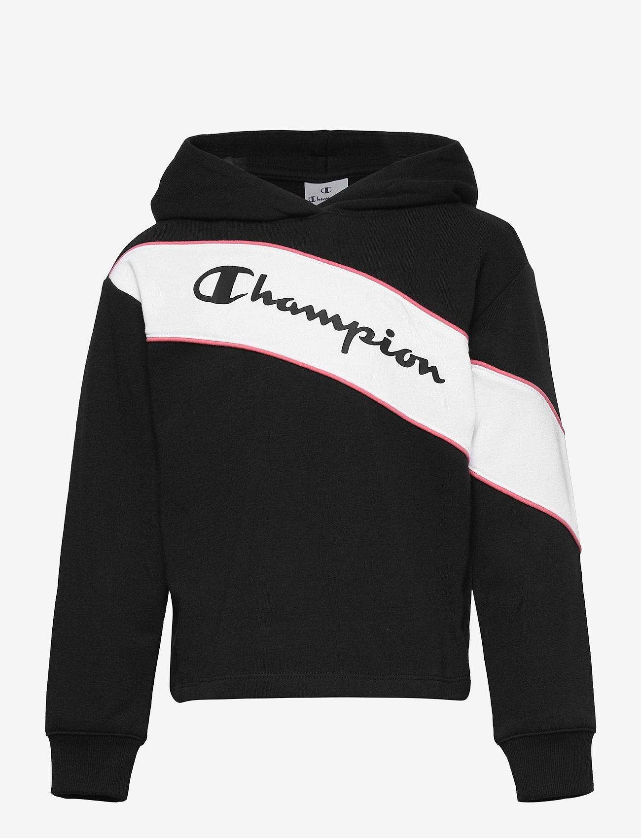 Champion - Hooded Sweatshirt - hoodies - black beauty - 0
