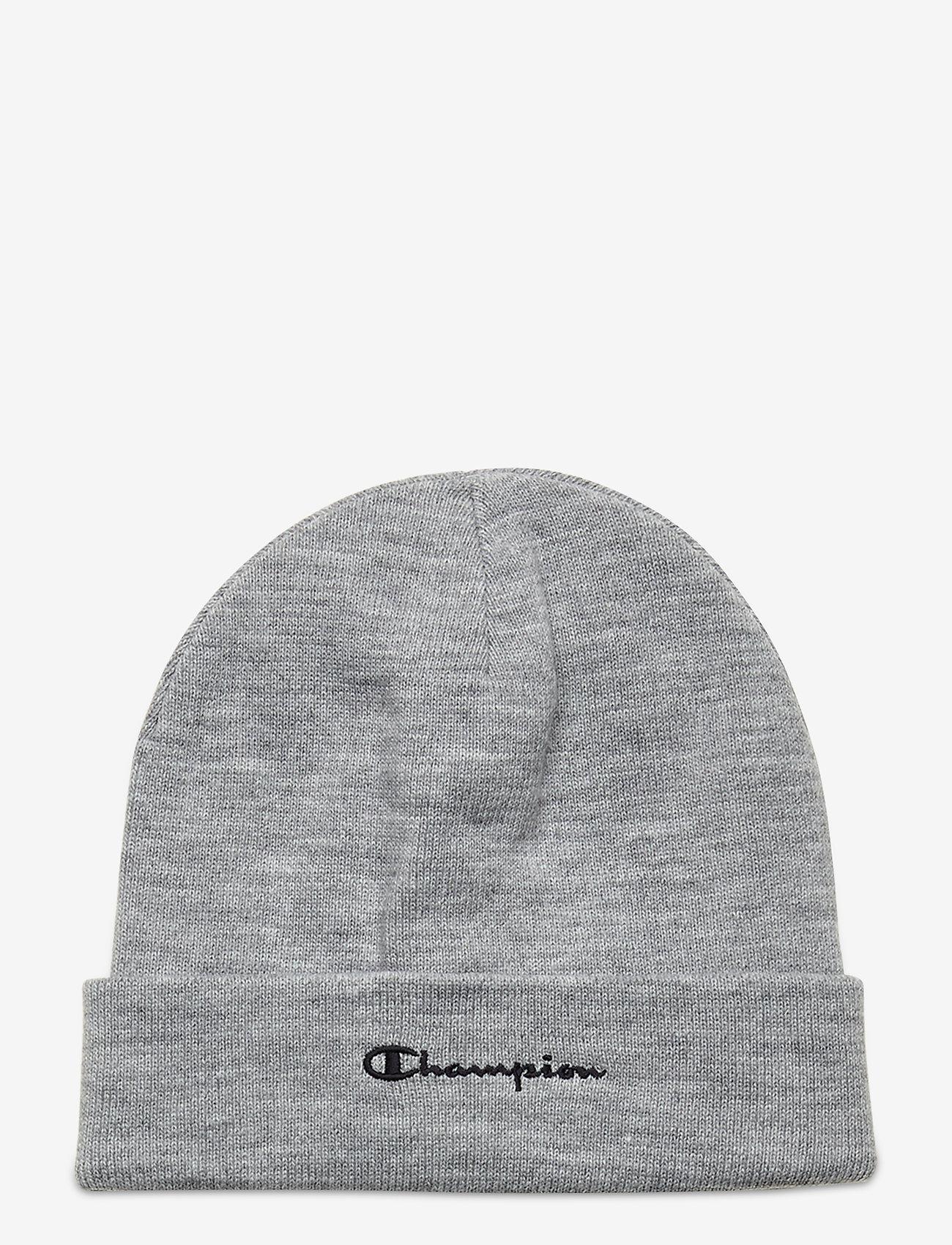 Champion - Beanie Cap - bonnet - new oxford grey melange - 0