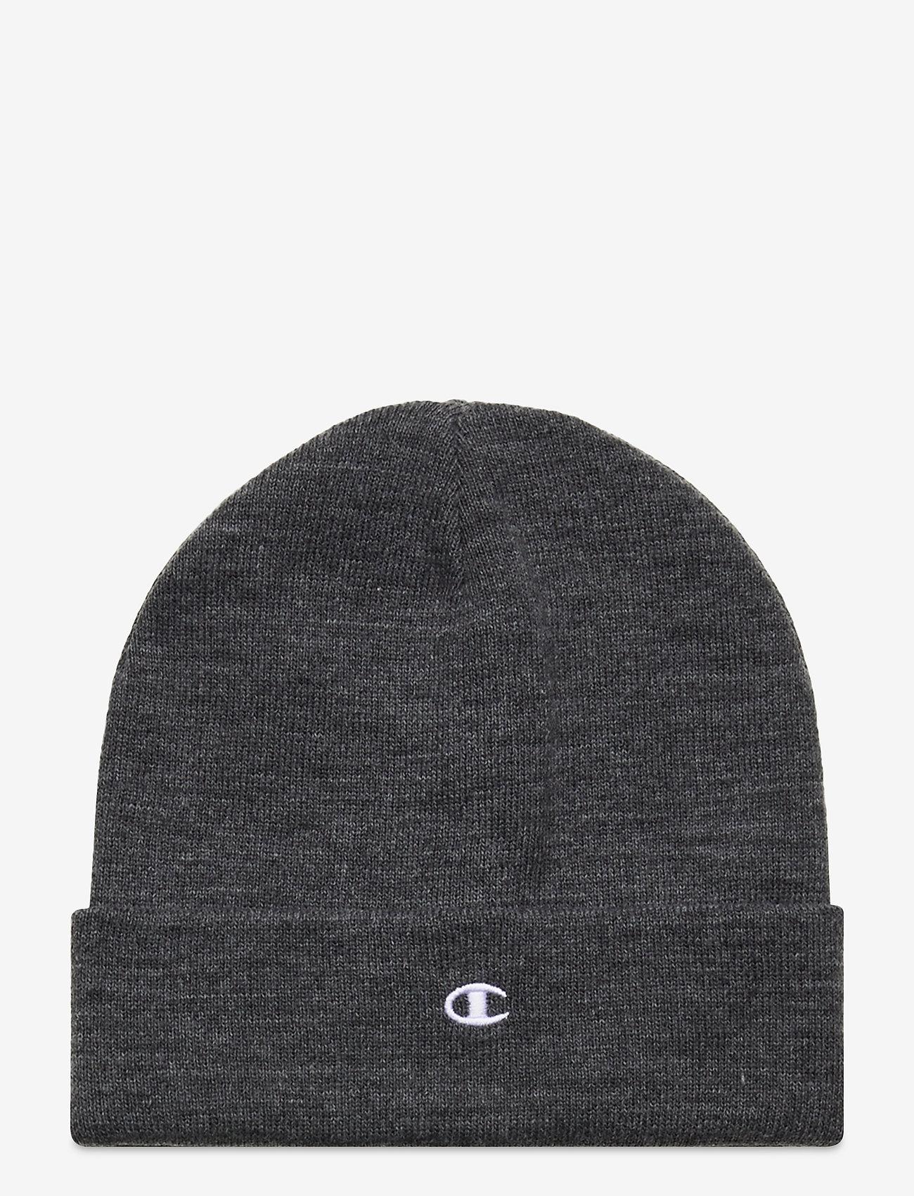 Champion - Beanie Cap - bonnet - gray melange dark - 0
