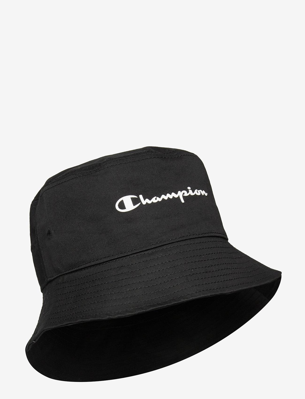 Champion - Bucket Cap - bucket hats - black beauty - 0