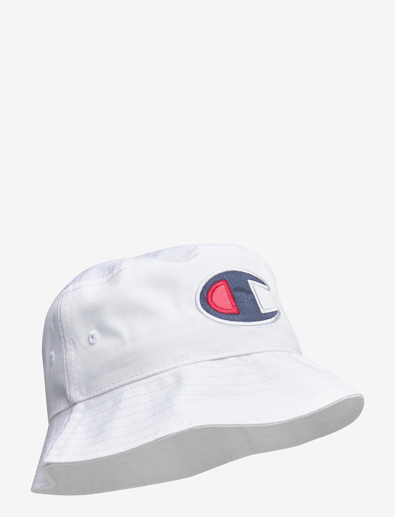 Champion - Bucket Cap - bucket hats - white - 0