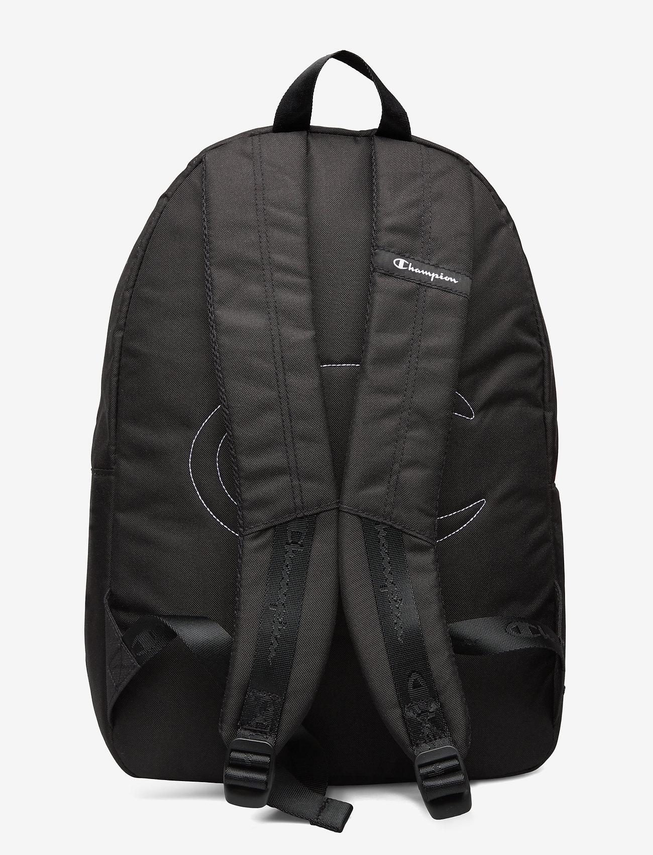 Champion - Backpack - trainingstassen - black beauty - 1
