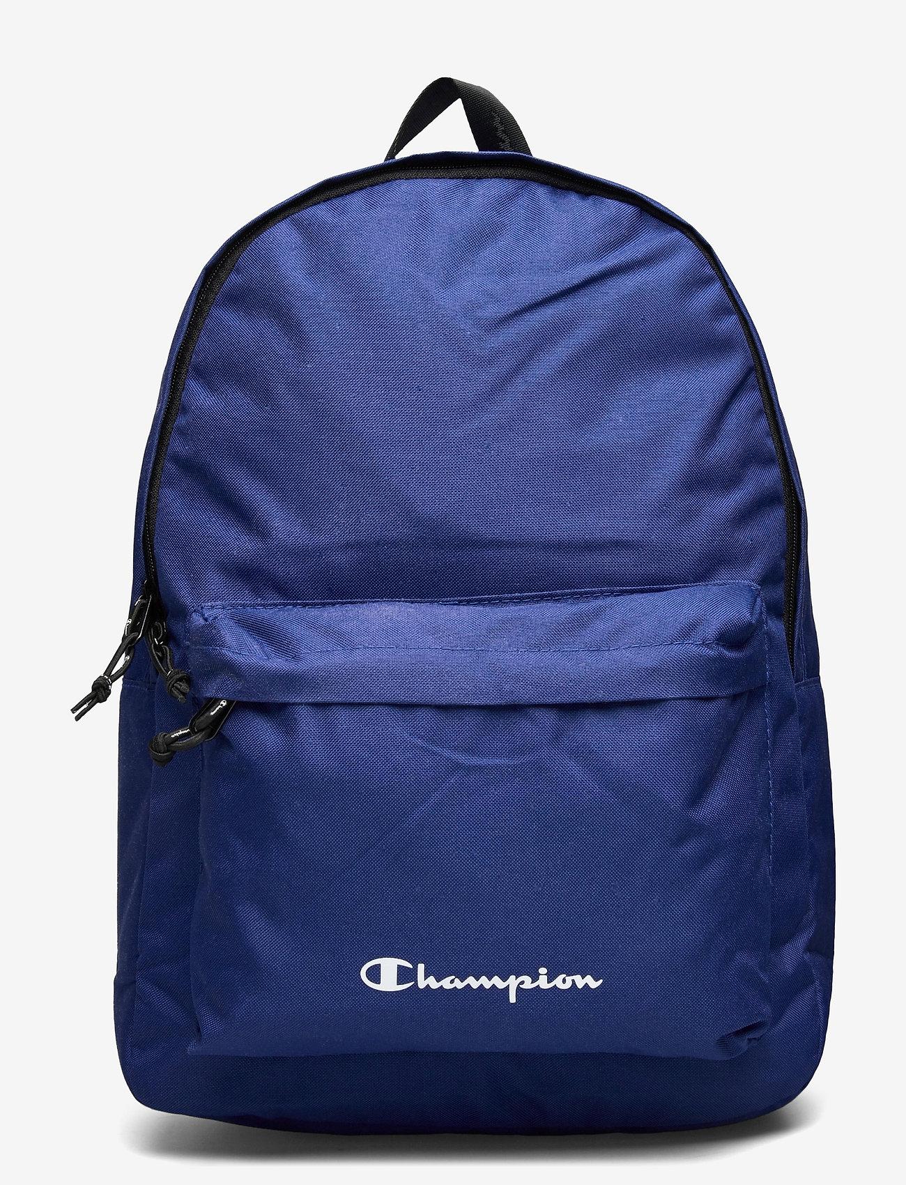 Champion - Backpack - trainingstassen - mazarine blue - 0