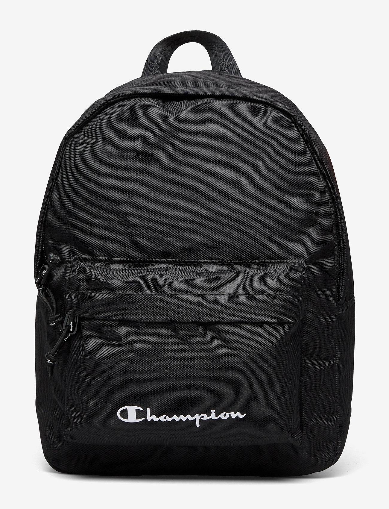 Champion - Small Backpack - treenikassit - black beauty - 0