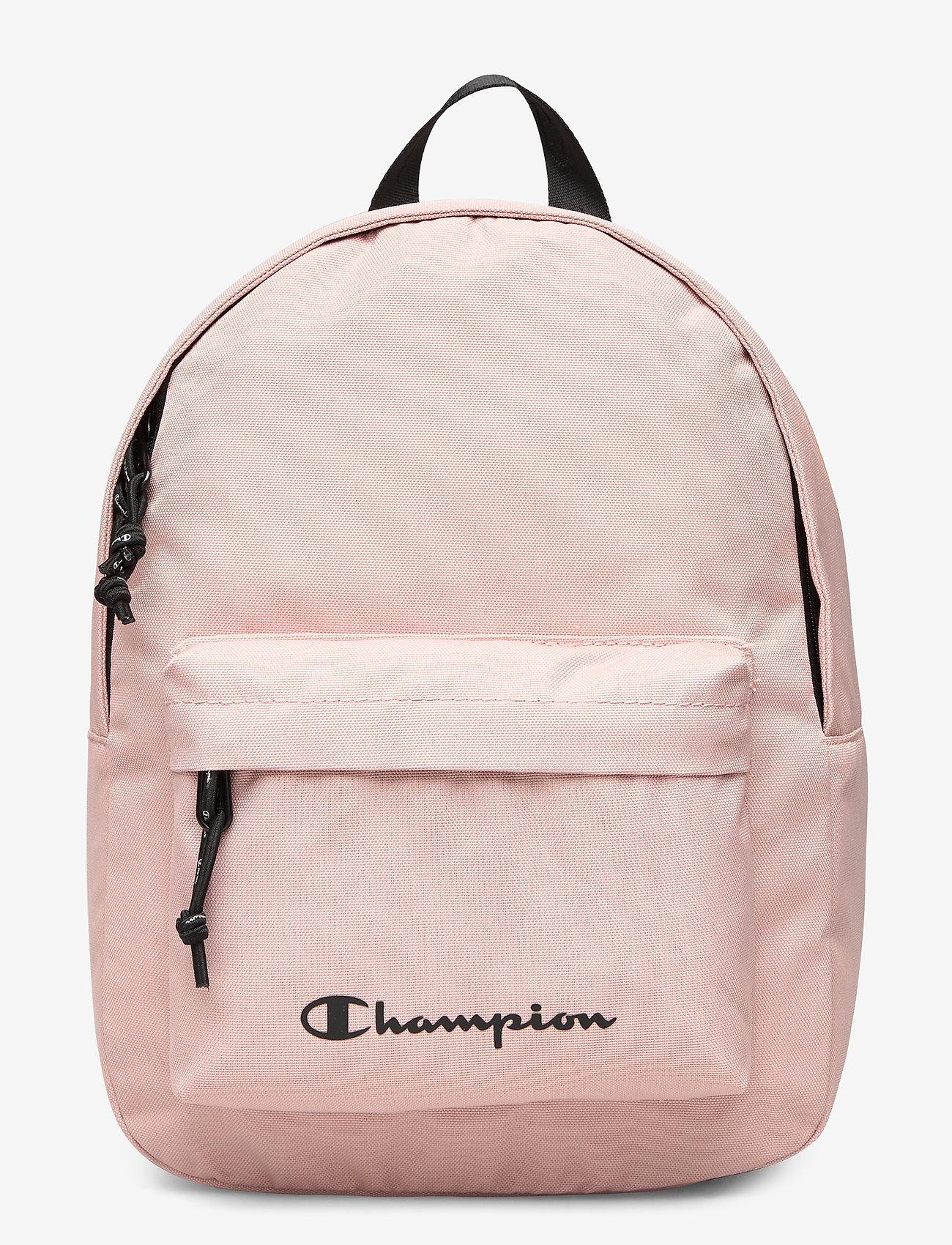 Champion - Small Backpack - treenikassit - misty rose - 0