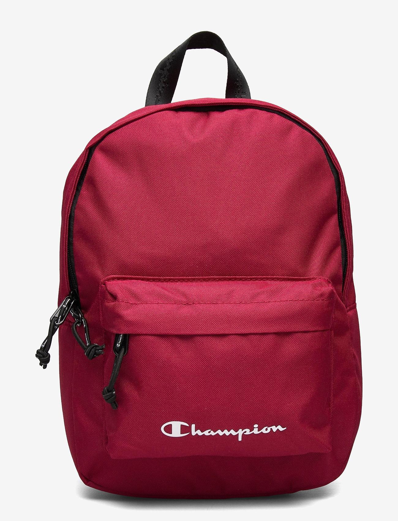 Champion - Small Backpack - treenikassit - rio red - 0