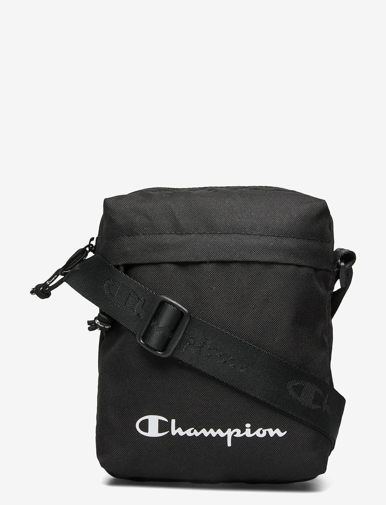 Champion - Medium Shoulder Bag - olkalaukut - black beauty - 0