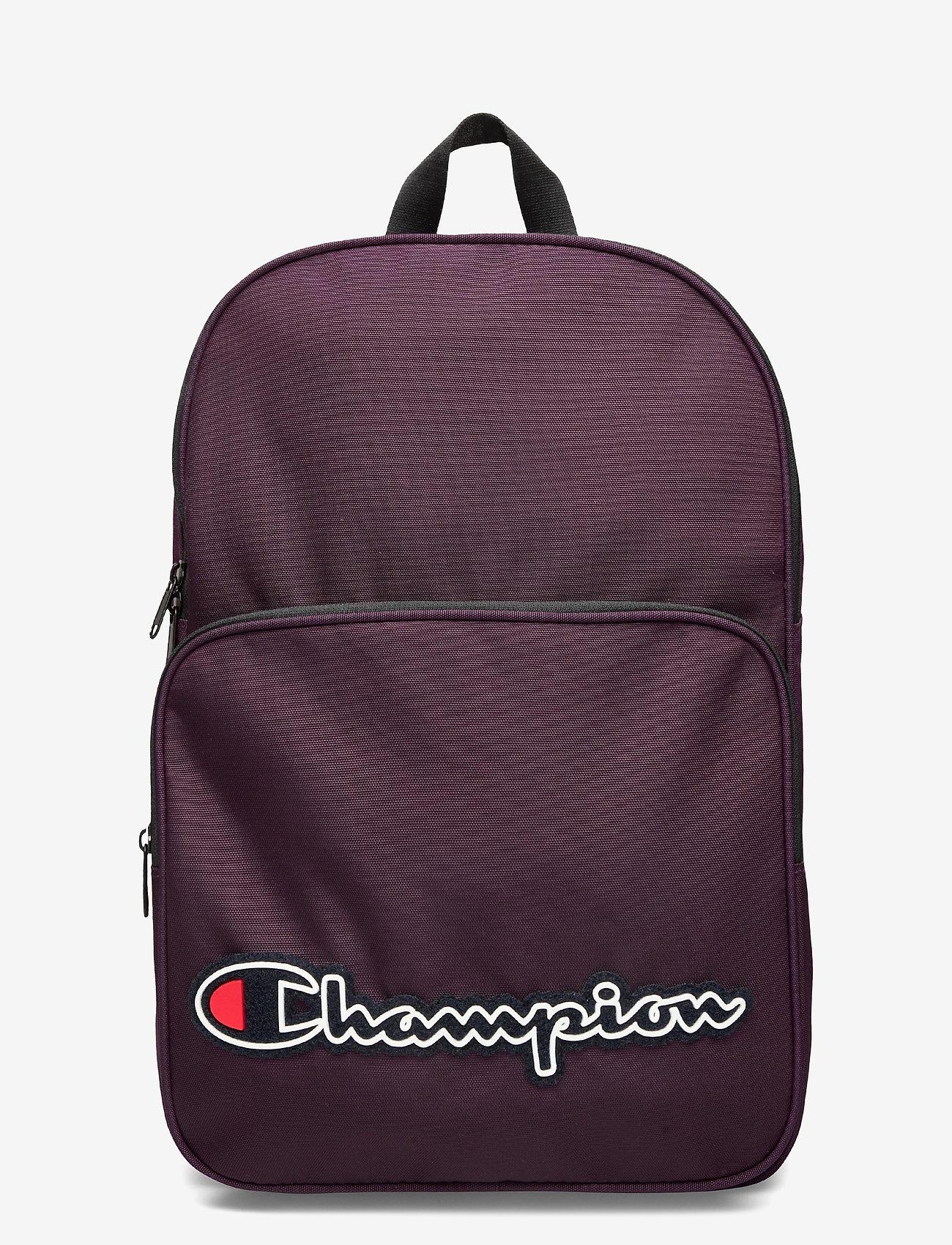 Champion - Backpack - treenikassit - deep purple - 0