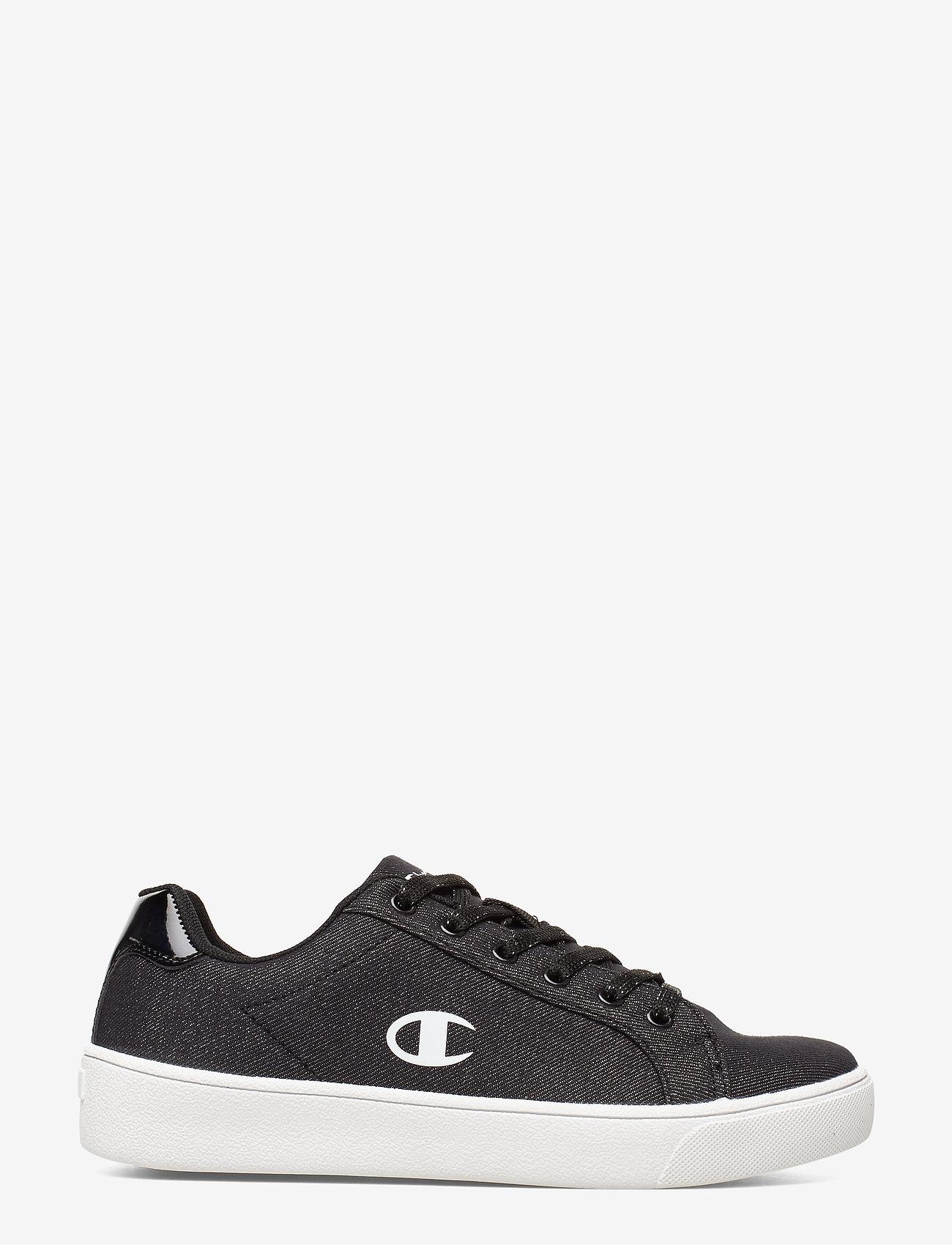 Low Cut Shoe ALEX CANVAS GLITTER