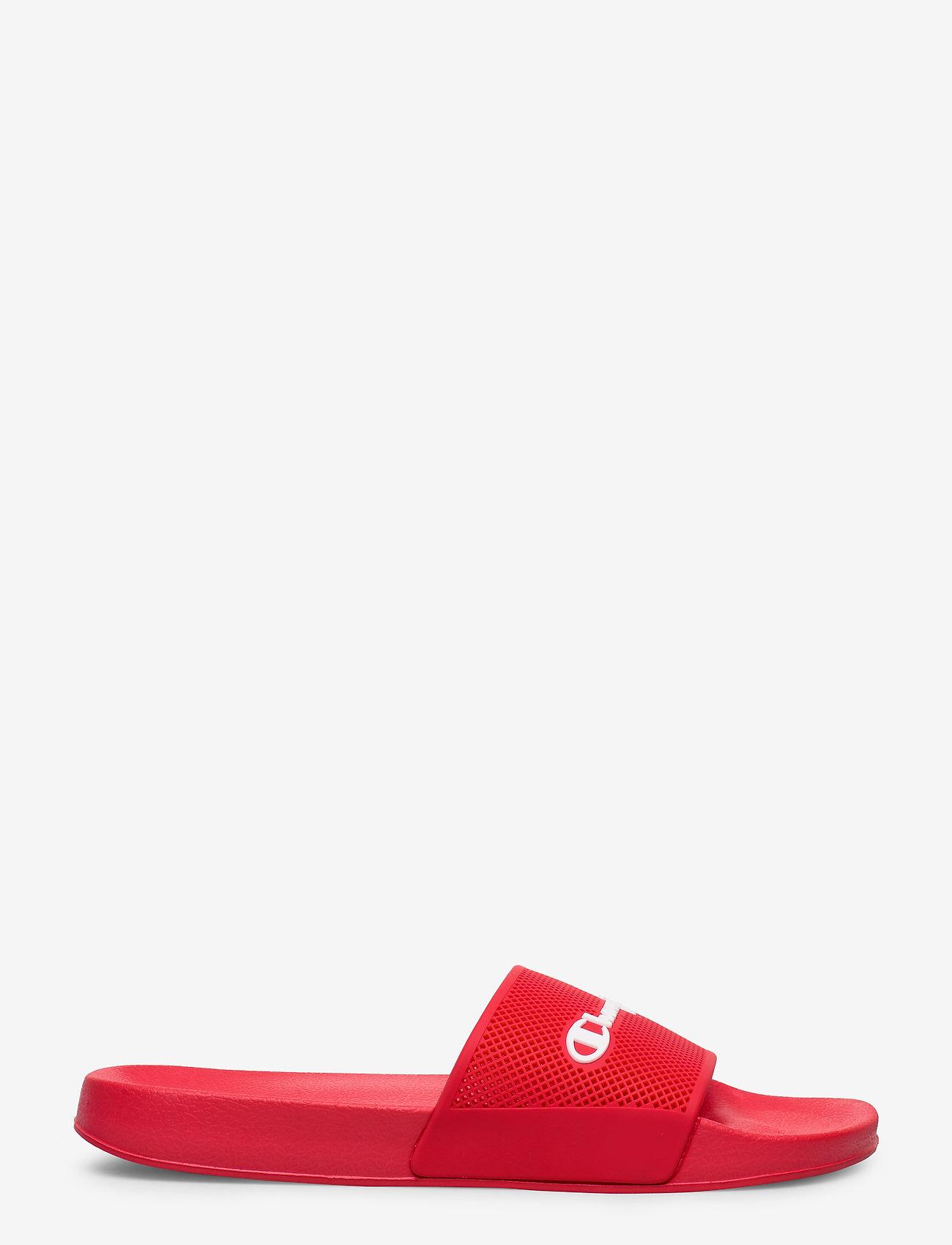 Champion - Sandal DAYTONA - pool sliders - ribbon red - 1