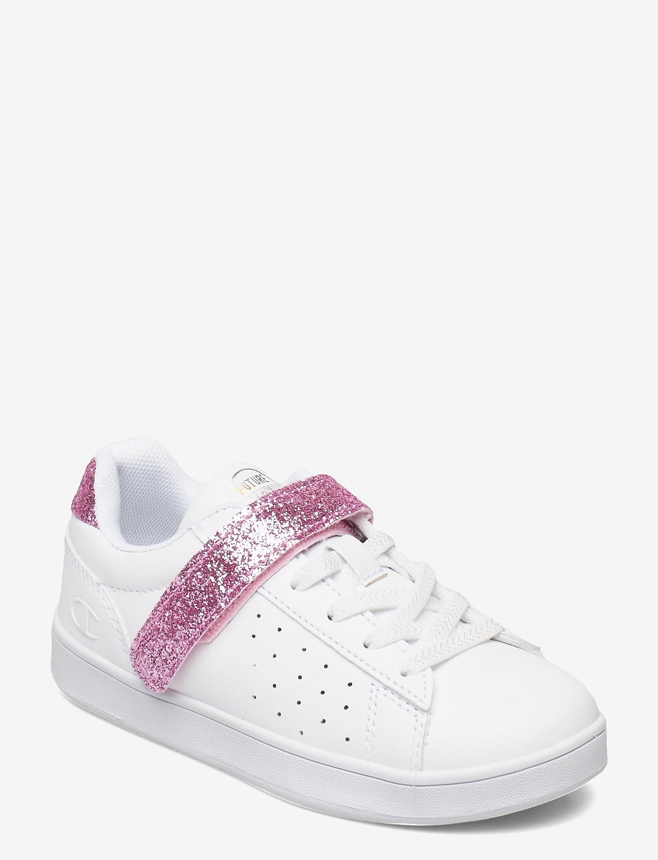 Champion - Low Cut Shoe ALEXIA G PS - niedriger schnitt - white d - 0