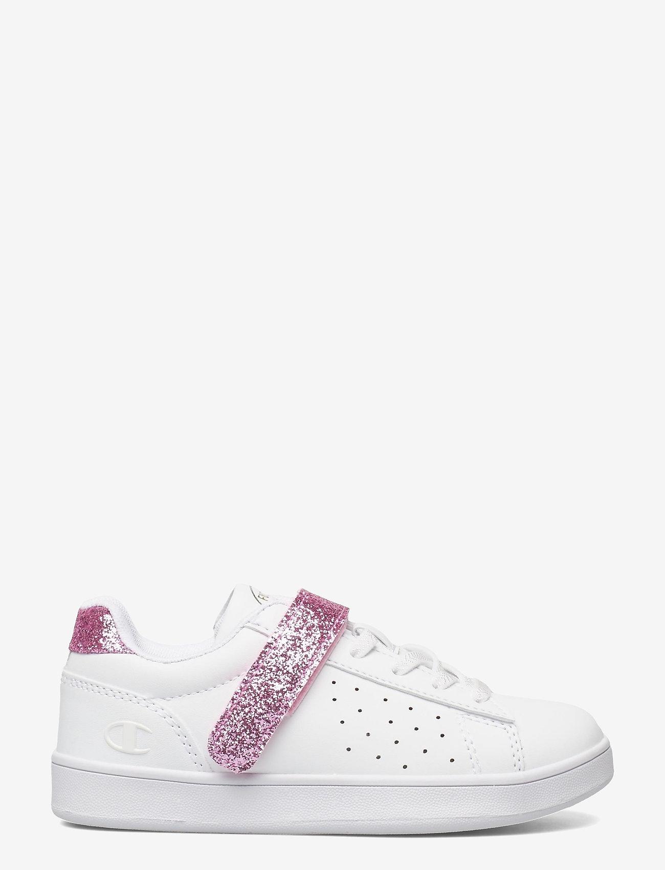 Champion - Low Cut Shoe ALEXIA G PS - niedriger schnitt - white d - 1