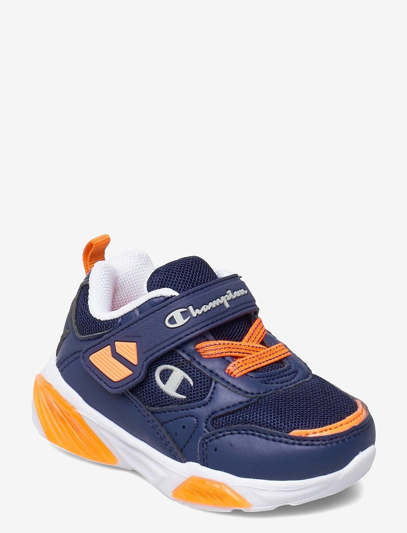 Champion - Low Cut Shoe WAVE B TD - low tops - princess blue - 0