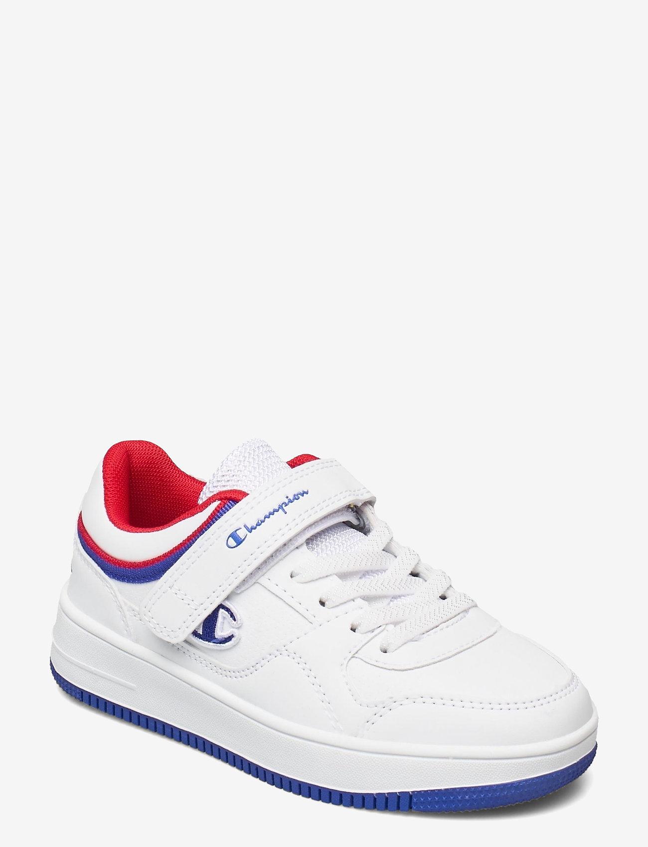 Champion - Low Cut Shoe REBOUND LOW B PS - niedriger schnitt - white - 0