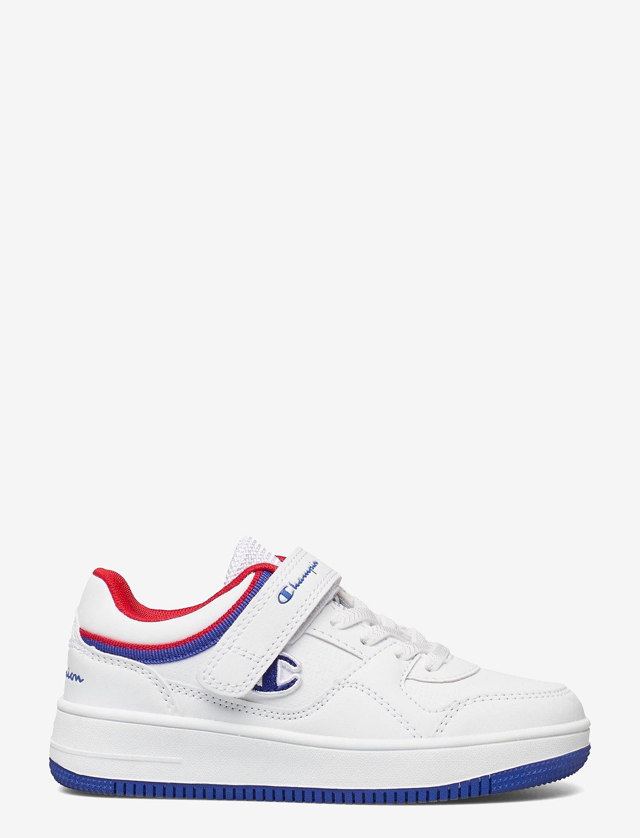 Champion - Low Cut Shoe REBOUND LOW B PS - niedriger schnitt - white - 1