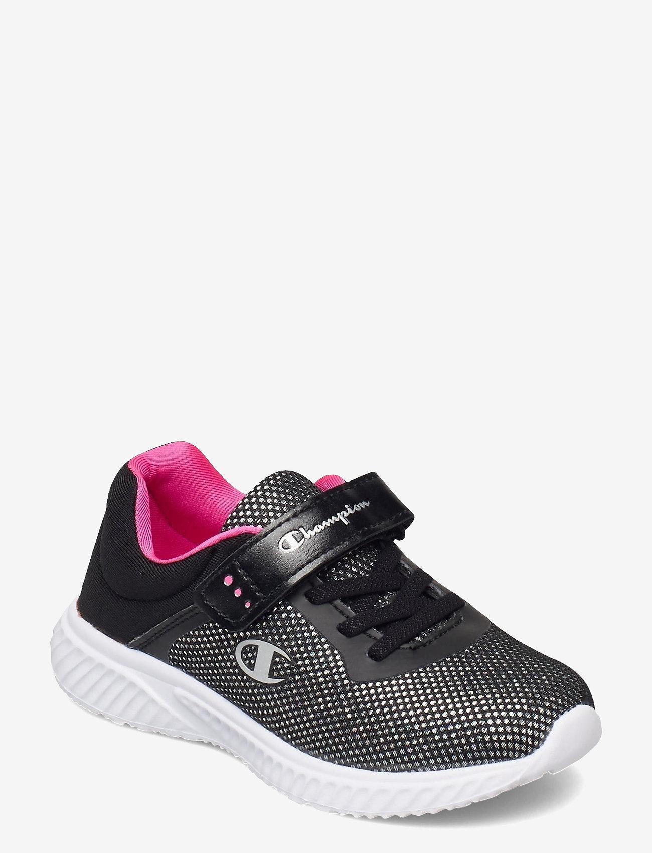 Champion - Low Cut Shoe SOFTY 2.0 G PS - niedriger schnitt - black beauty - 0