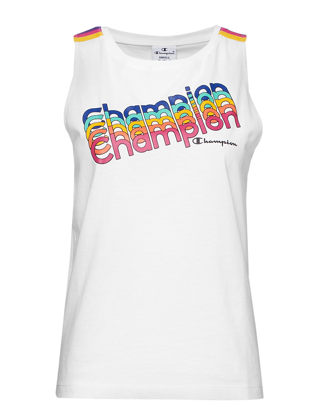 Champion Tank Top - WHITE