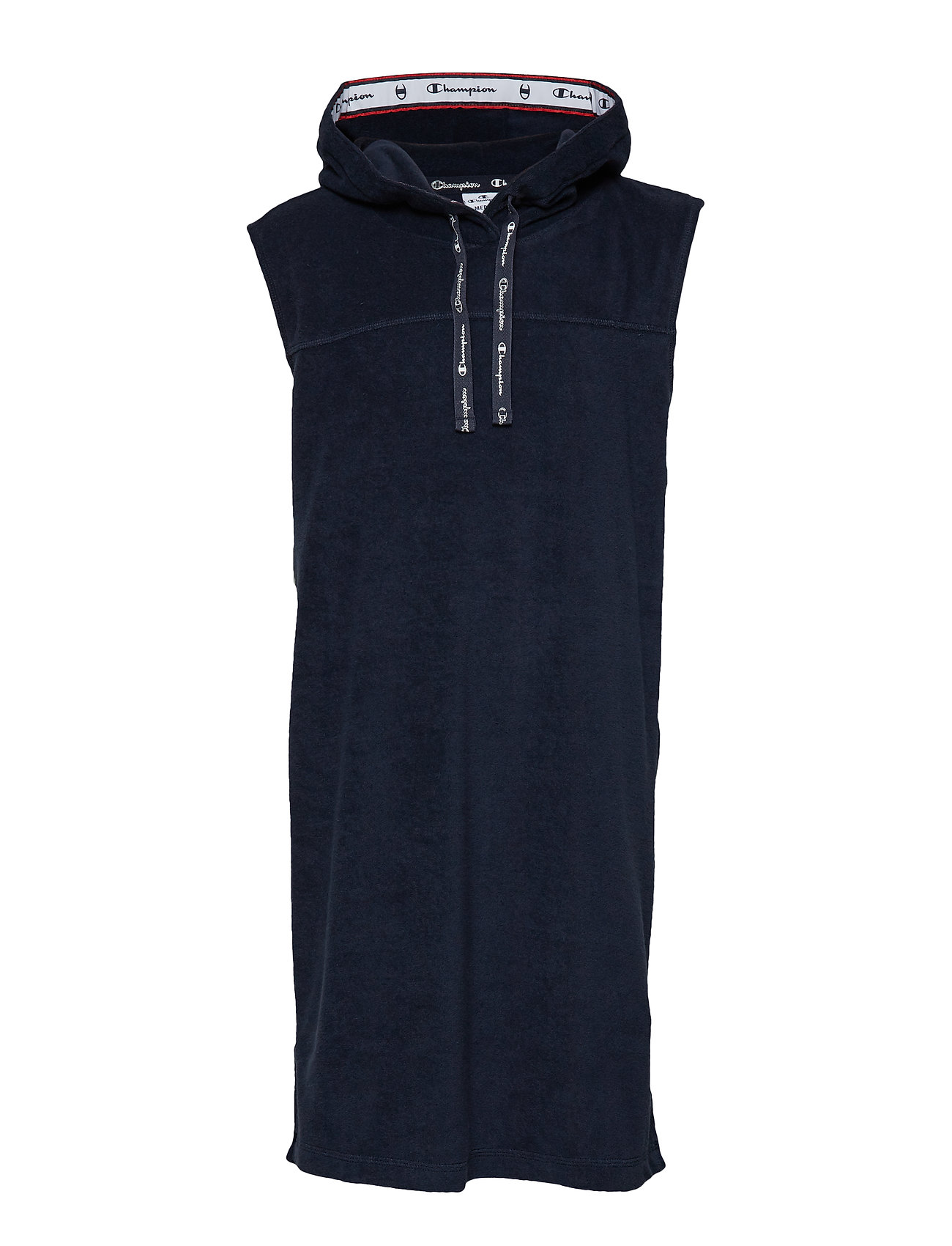 Champion Maxi Hooded Sweatshirt - SKY CAPTAIN