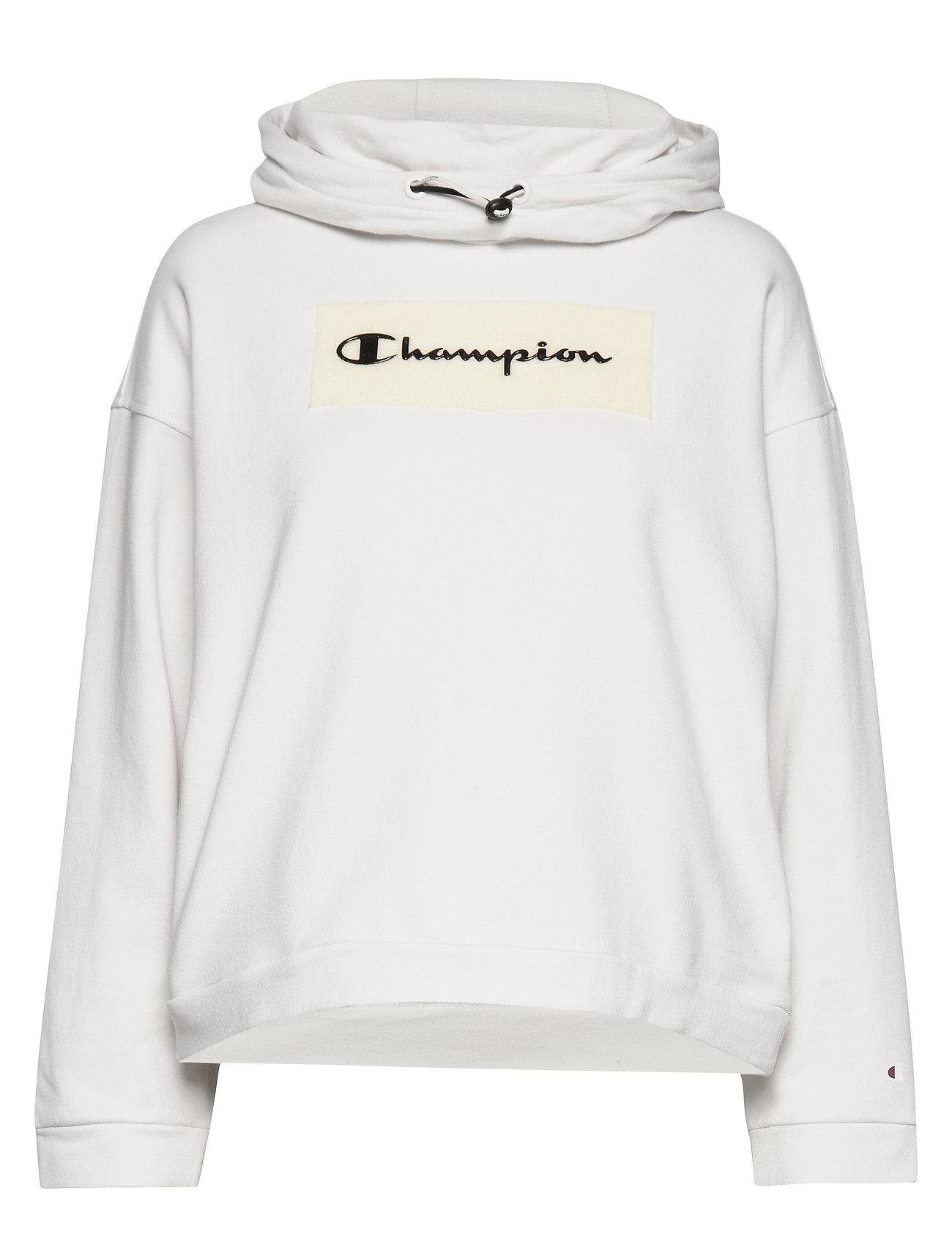 Champion Hooded Sweatshirt - VAPOROUS GRAY