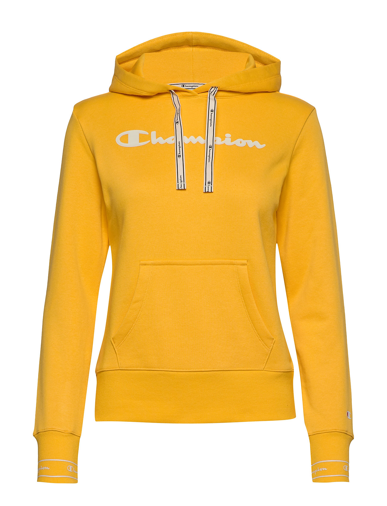 Champion Hooded Sweatshirt - CITRUS