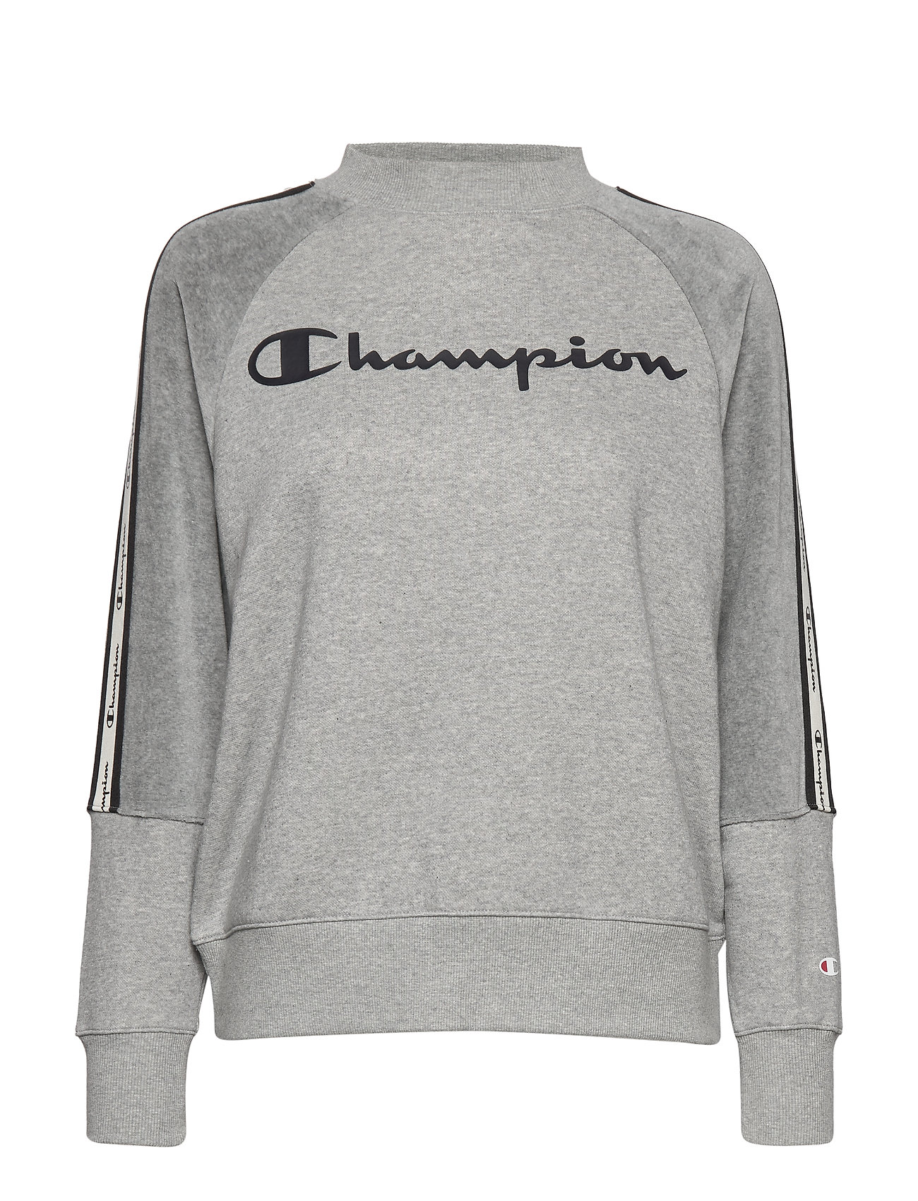 Champion Crewneck Sweatshirt - GRAY MELANGE LIGHT