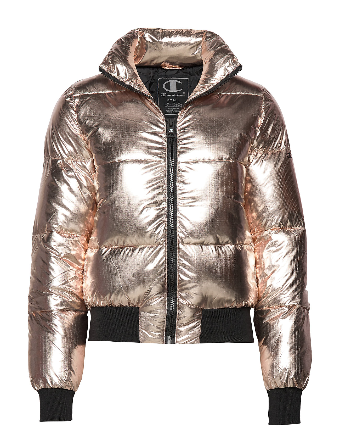 Champion Bomber Jacket - LIGHT ROSE GOLD