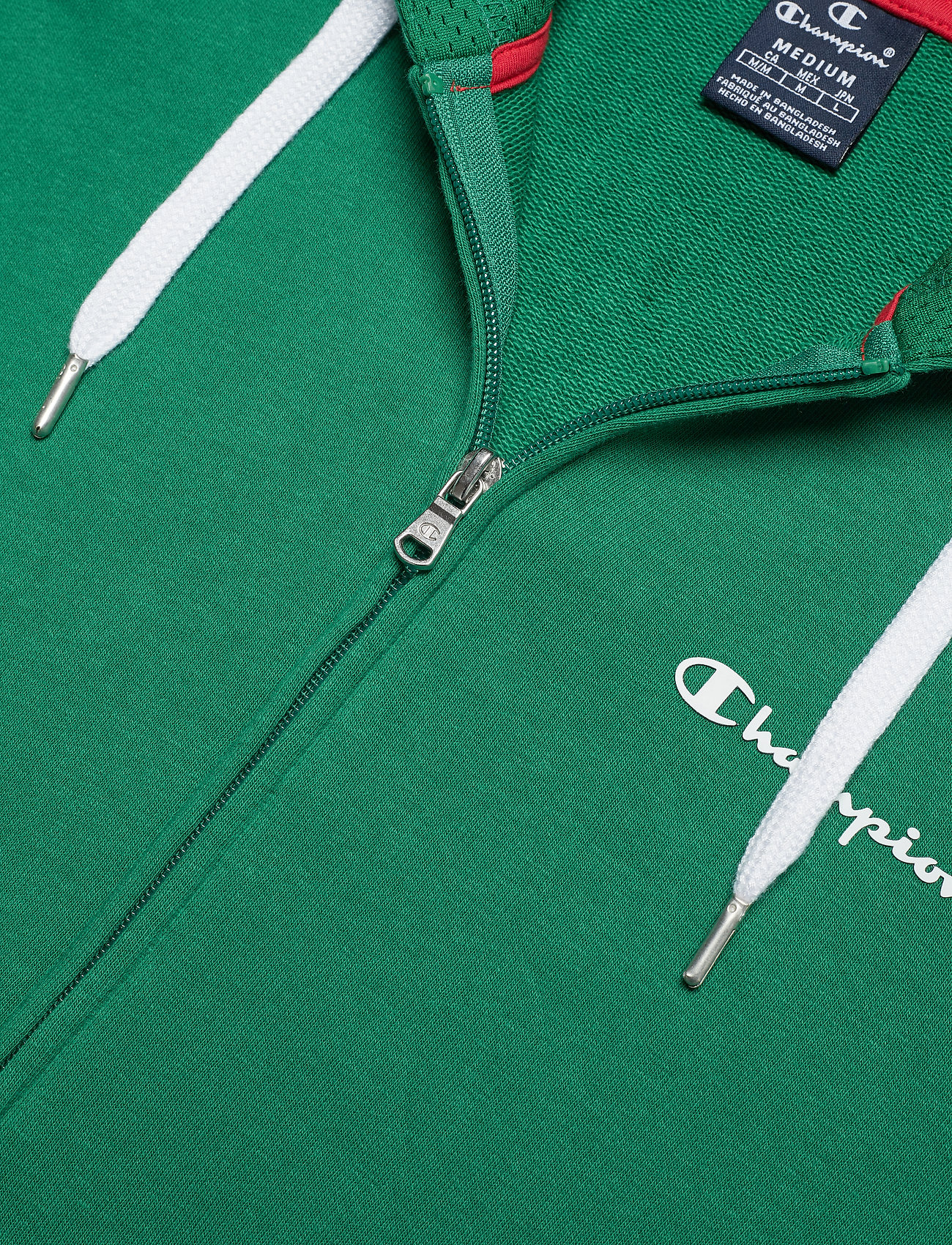 Full GreenChampion Full Hooded GreenChampion Zip Sweatshirtverdant Full Hooded Sweatshirtverdant Zip Hooded Zip 7Ybf6yIvg