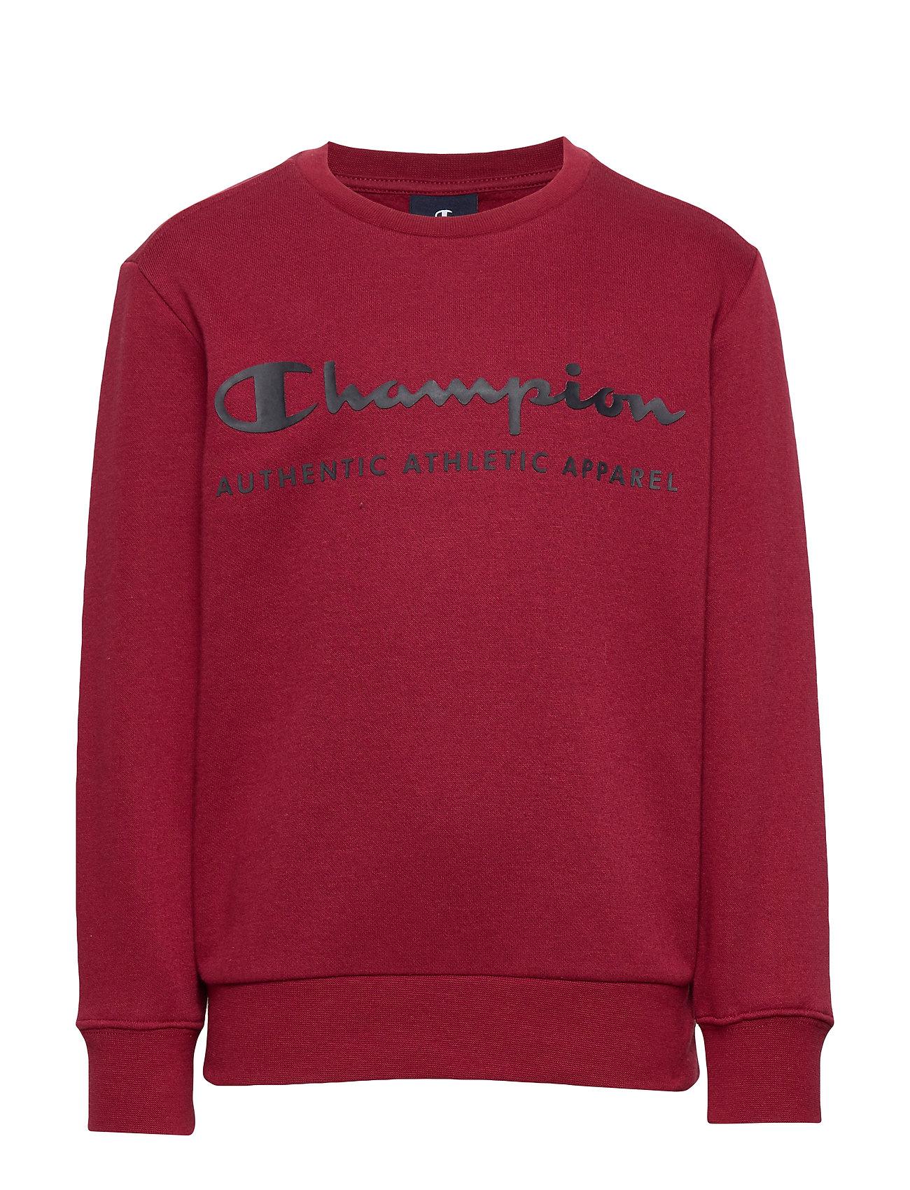 Champion Crewneck Sweatshirt - BIKING RED
