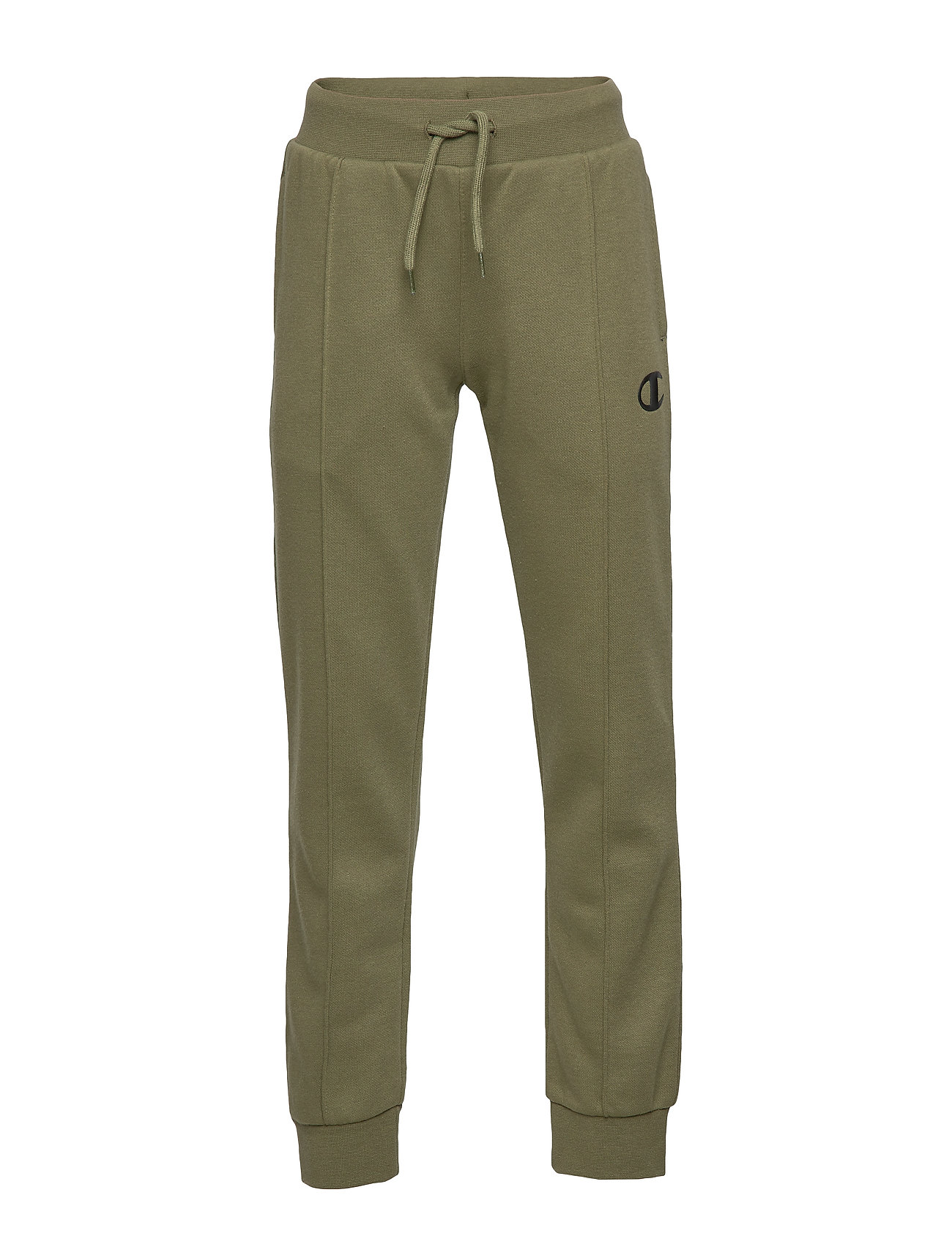 Champion Rib Cuff Pants - WINTER MOSS