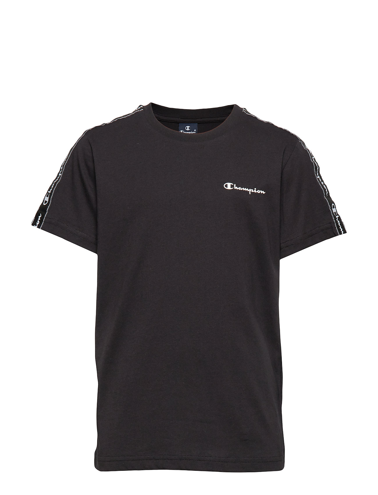 Champion Crewneck T-Shirt - BLACK BEAUTY