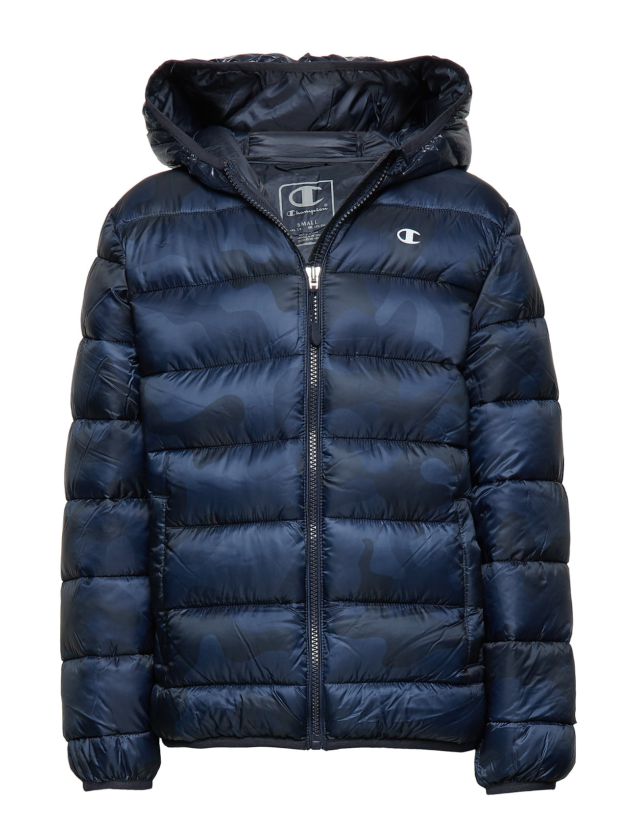 Champion Hooded Jacket - SKY CAPTAIN AL (NNY)