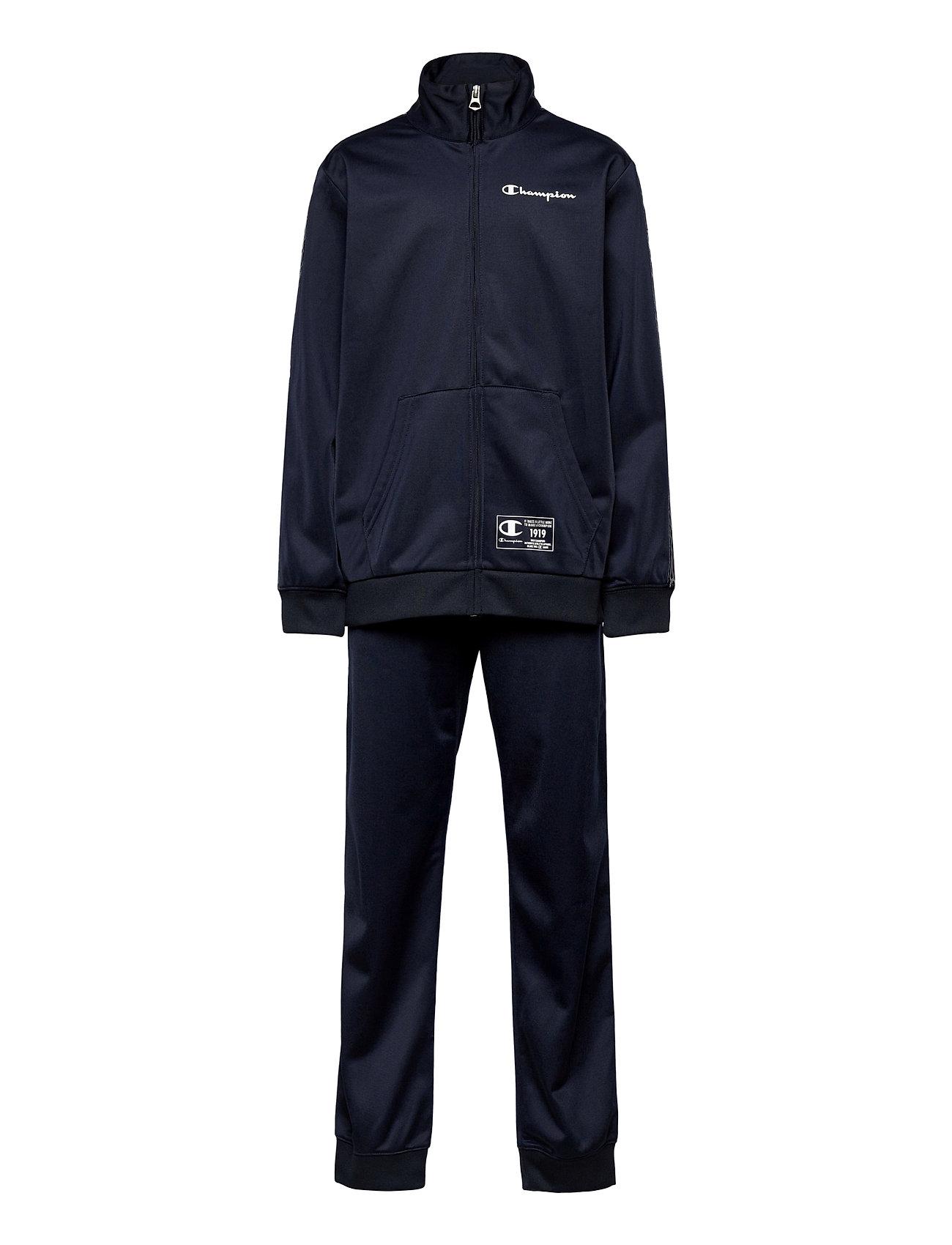 Image of Full Zip Suit Tracksuit Blå Champion (3444701105)