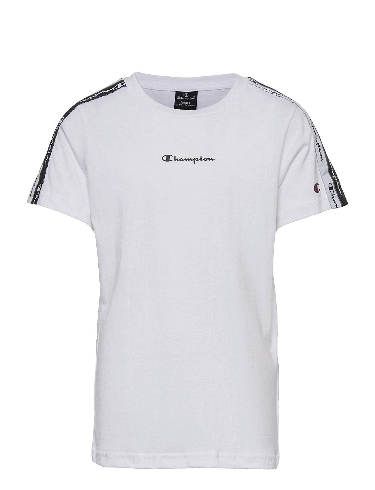 Crewneck T-Shirt T-shirt Hvid Champion