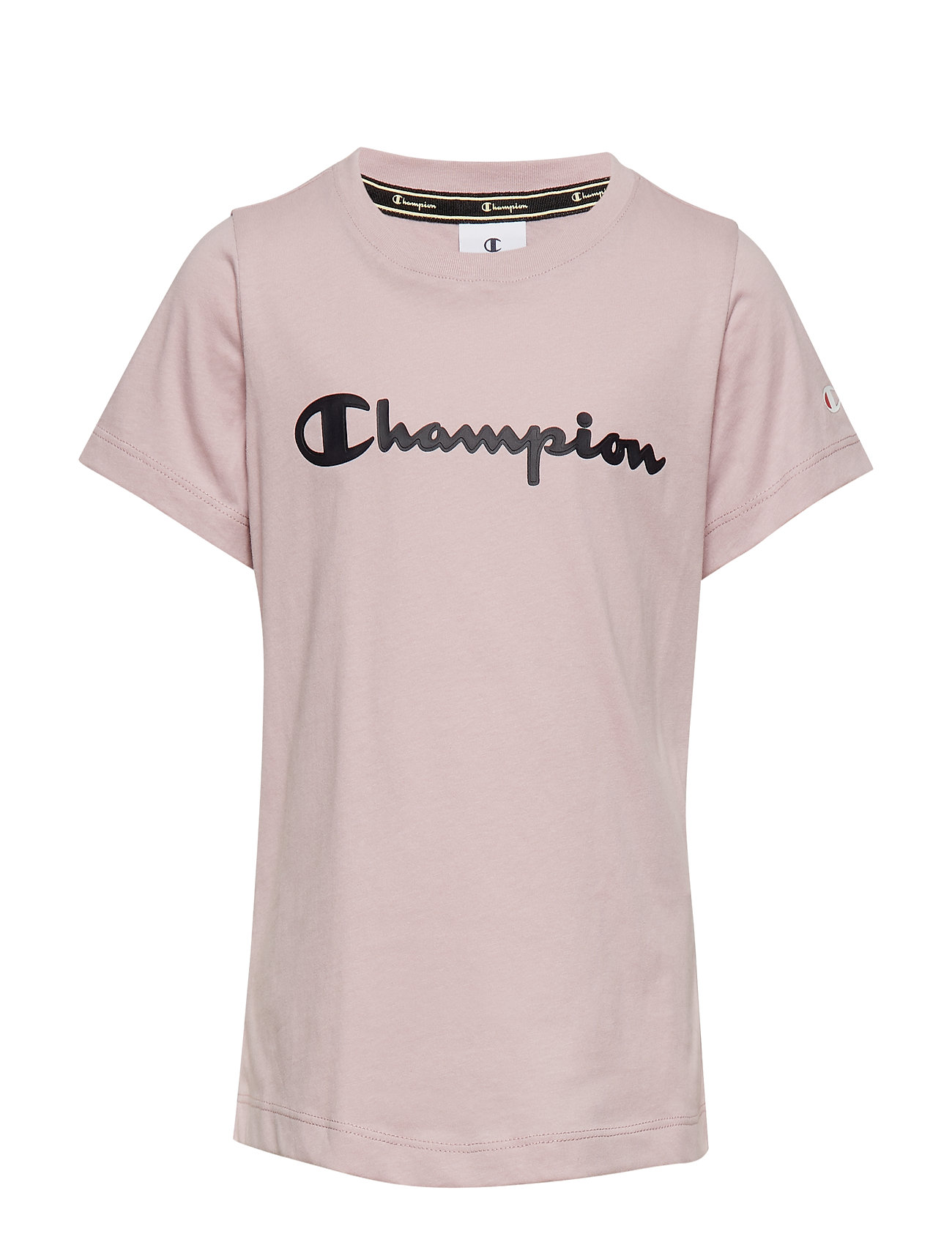 Champion Crewneck T-Shirt - VIOLET ICE