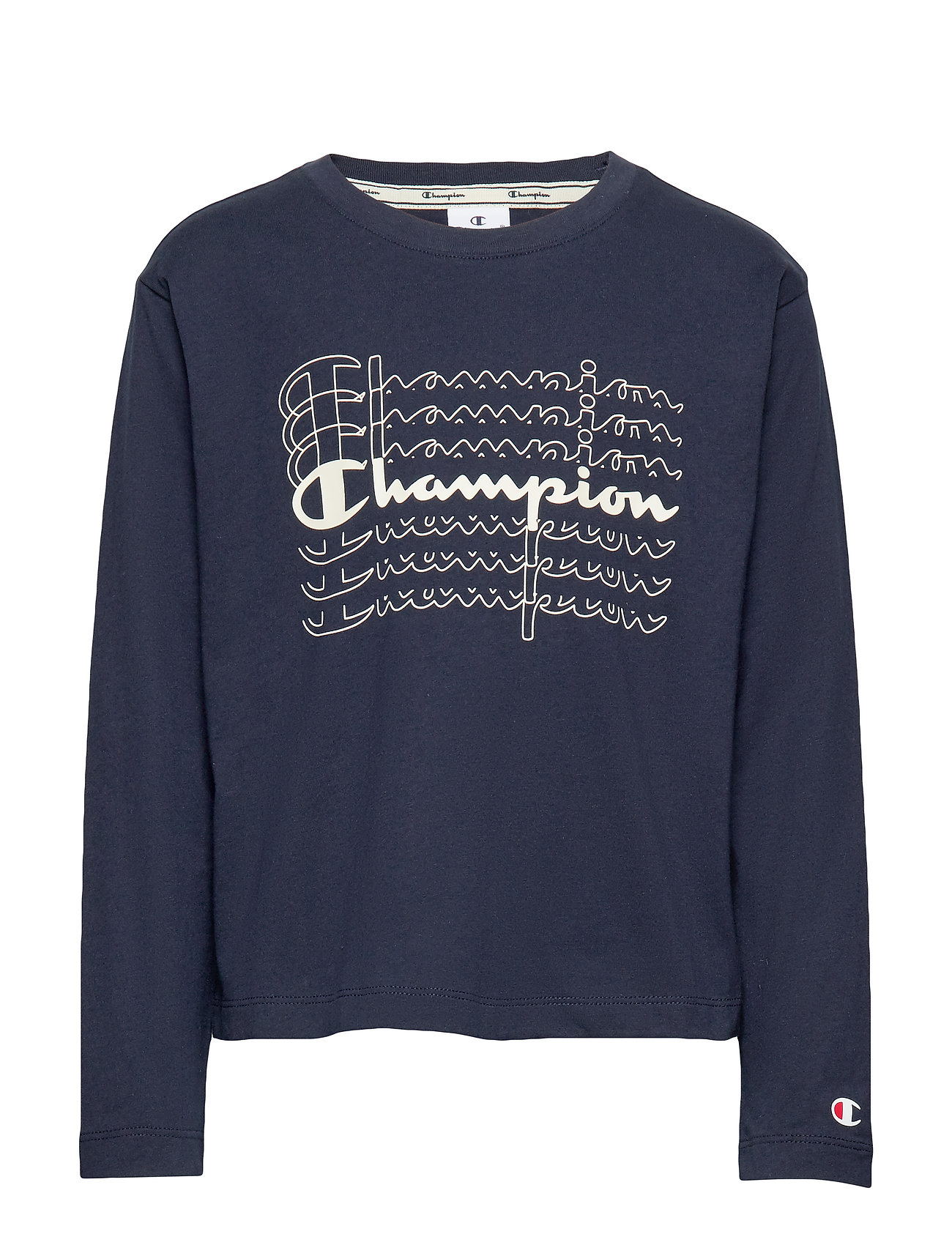 Champion Long Sleeve T-Shirt - SKY CAPTAIN