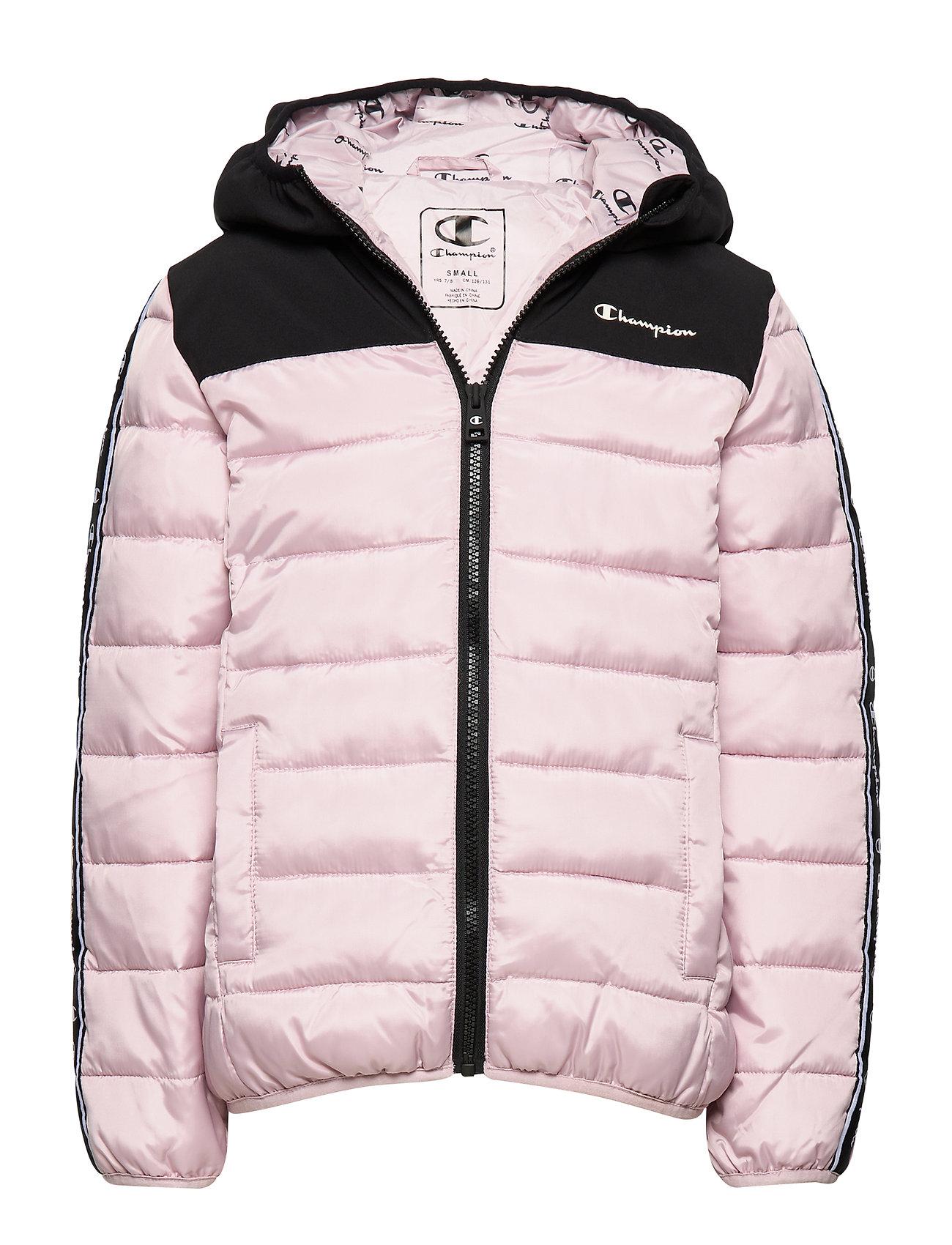 Champion Hooded Jacket - VIOLET ICE