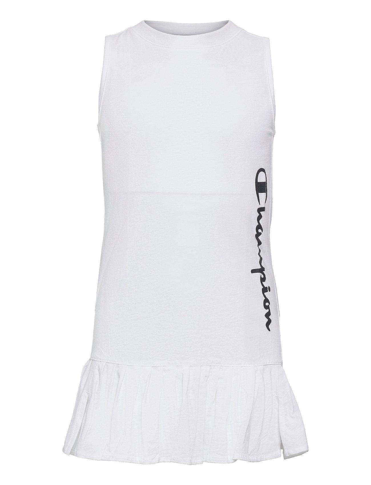 Dress Kjole Hvid Champion