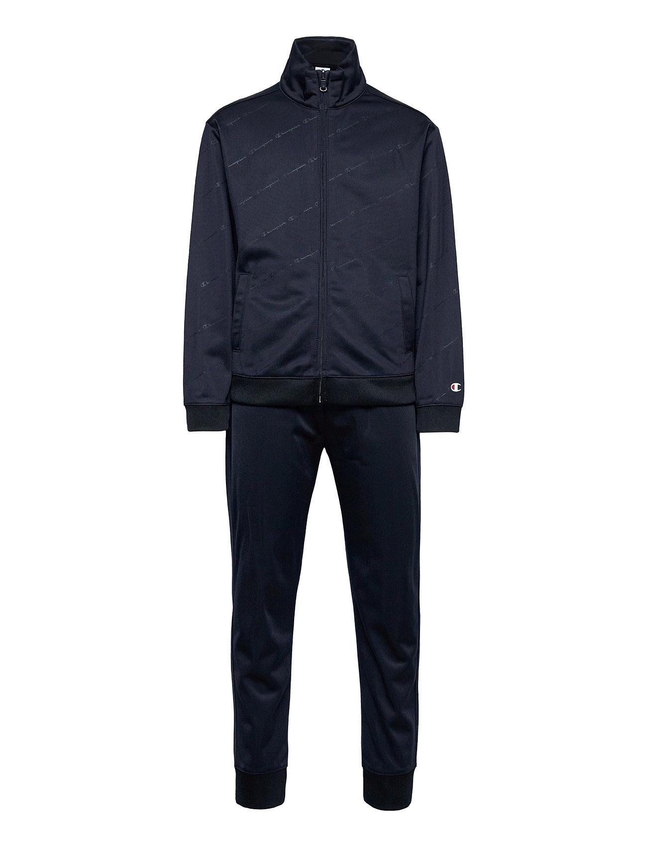 Image of Full Zip Suit Tracksuit Blå Champion (3462446211)