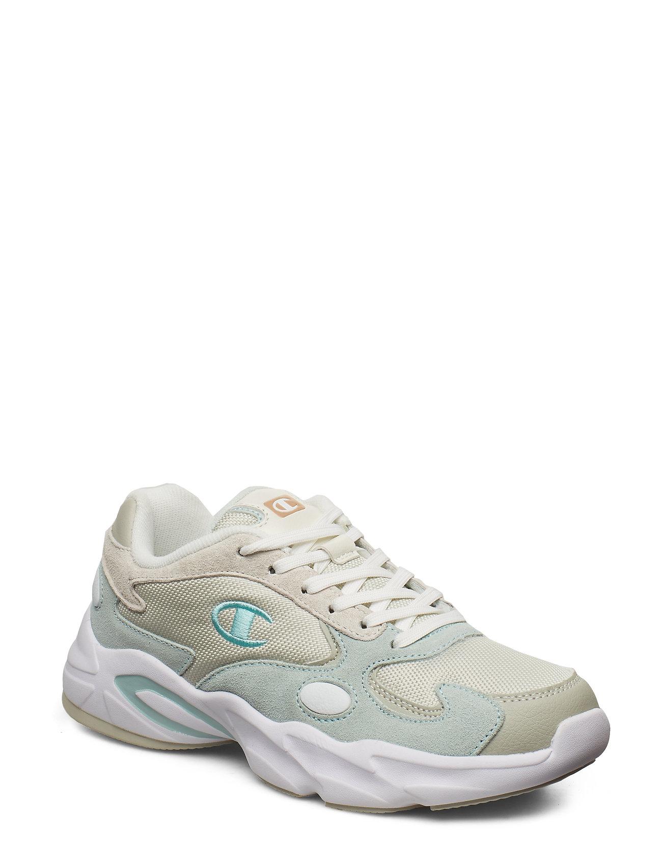 CHAMPION Low Cut Shoe Conway Niedrige Sneaker Weiß CHAMPION