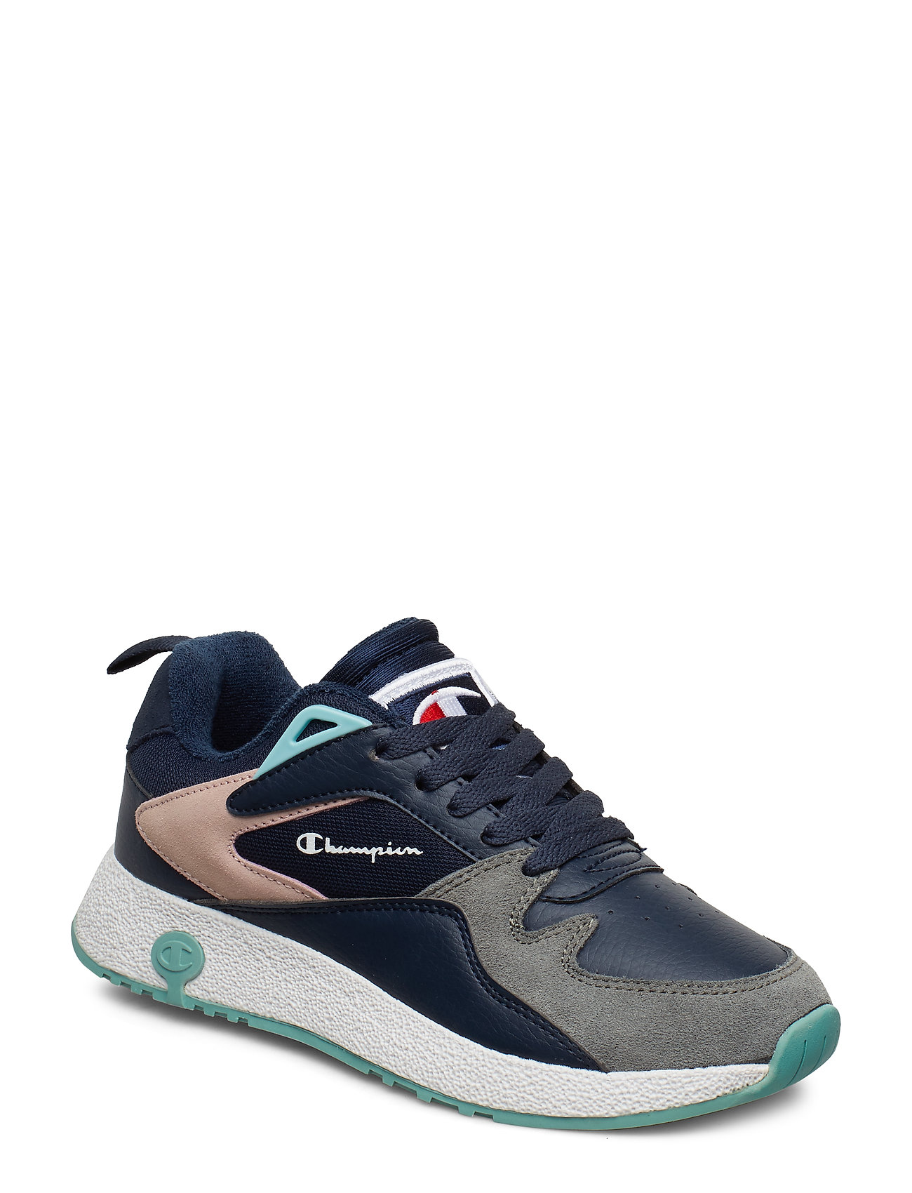 Image of Low Cut Shoe Austin Low-top Sneakers Blå Champion (3214088141)
