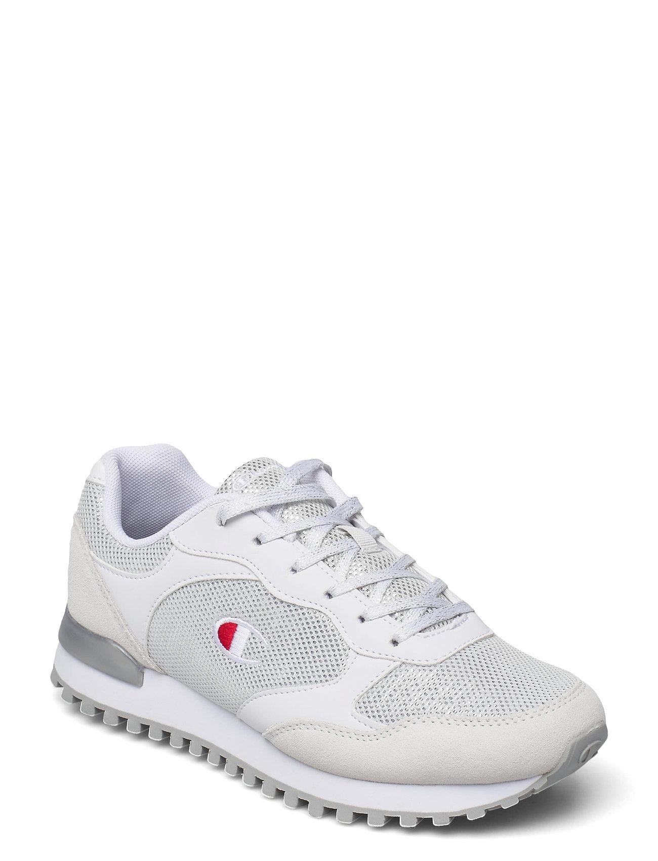 Image of Low Cut Shoe Dsm Femme Low-top Sneakers Hvid Champion (3513210369)