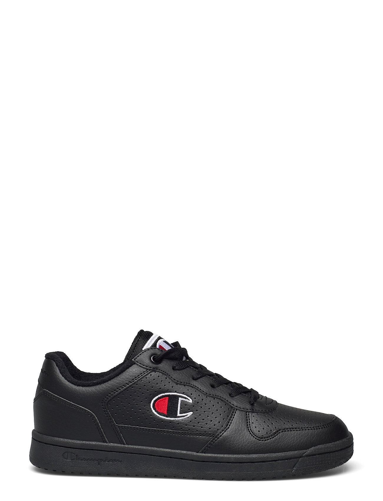 Image of Low Cut Shoe Chicago Low Low-top Sneakers Sort Champion (3532708119)