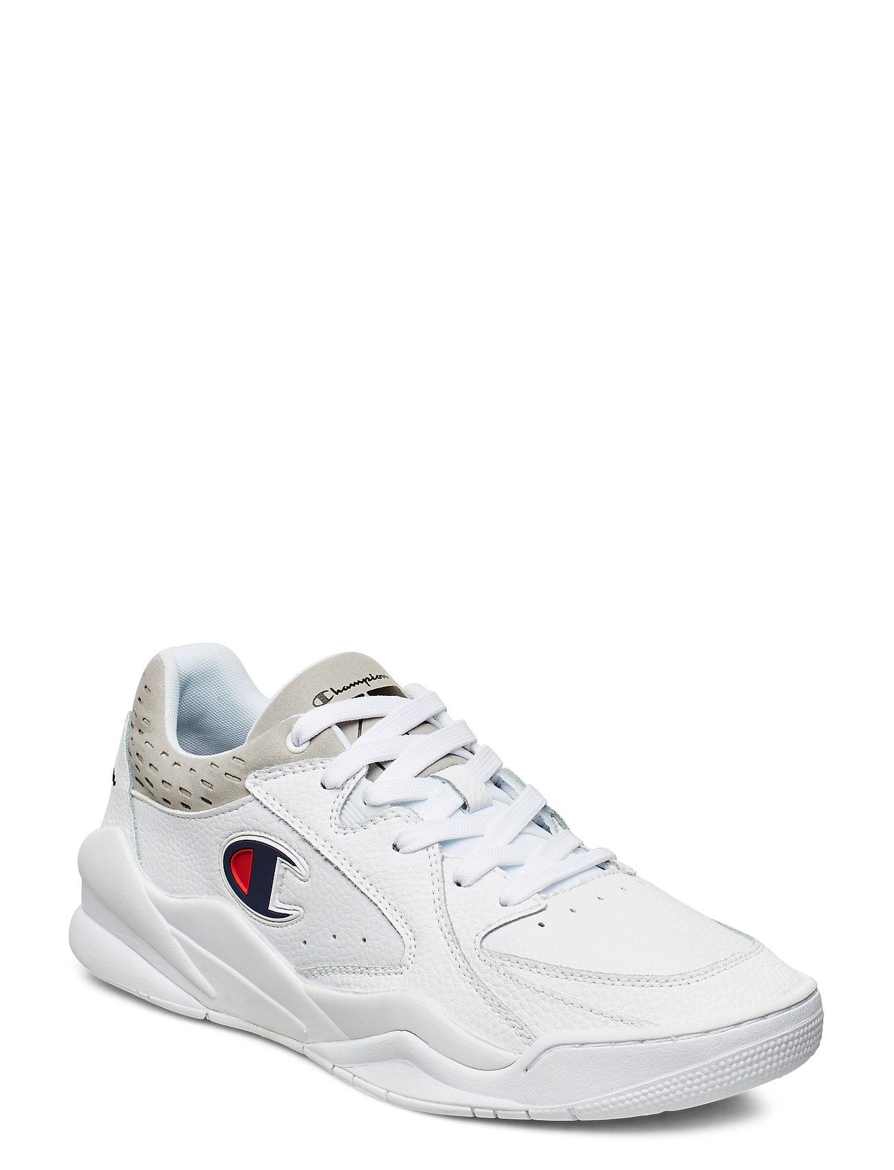 Image of Low Cut Shoe Z Low Low-top Sneakers Hvid Champion (3374003455)