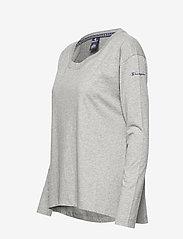Champion - Long Sleeve T-Shirt - bluzki z długim rękawem - oxford grey - 2