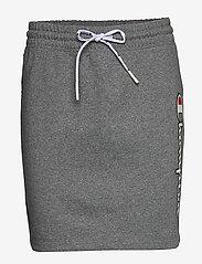 Champion - Skirt - treningsskjørt - graphite grey melange jasp - 0