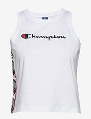 Champion - Tank Top - sportoberteile - white - 0