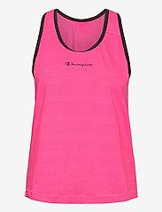 Champion - Tank Top - sportoberteile - knochout pink fluo - 0