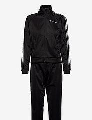 Champion - Full Zip Suit - trainingspakken - black beauty - 1